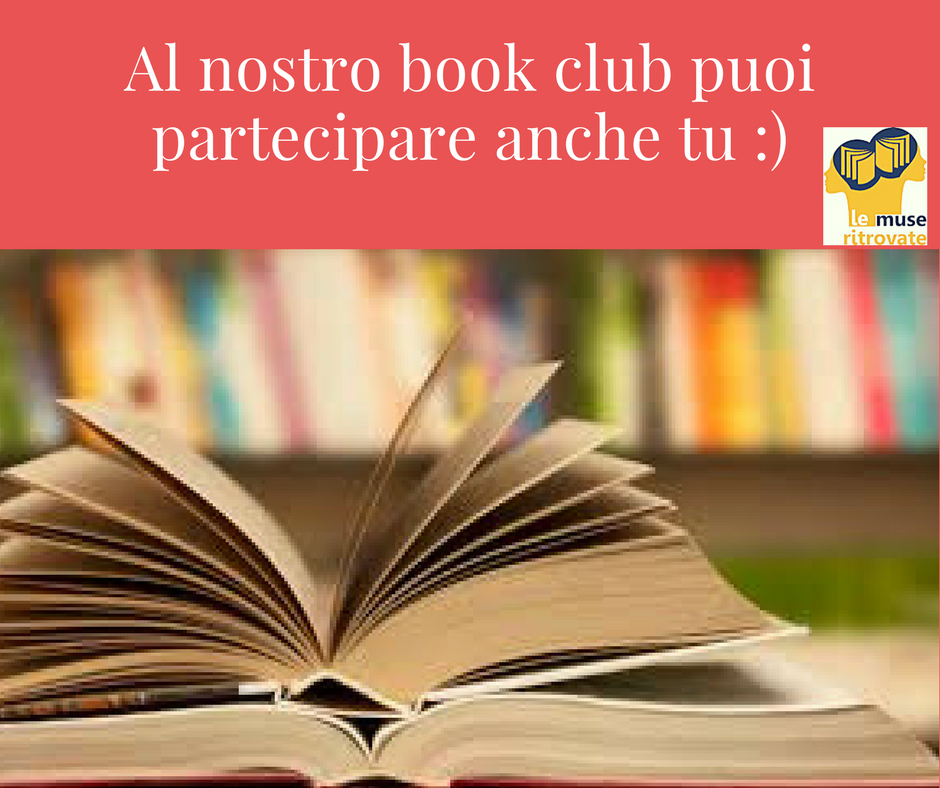 Bookclub  Le Muse Ritrovate