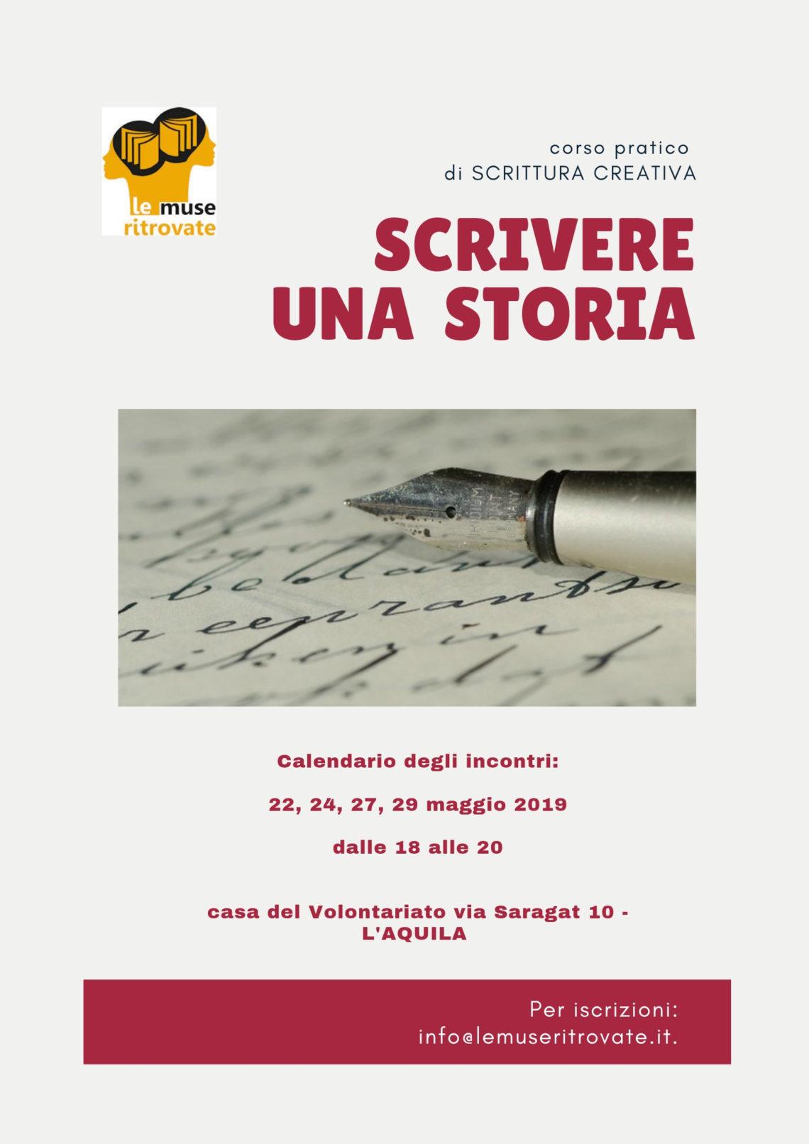 Scrivere una storia