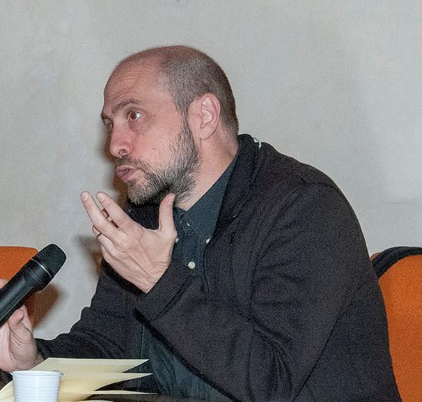 Intervista a Marco Giovenale